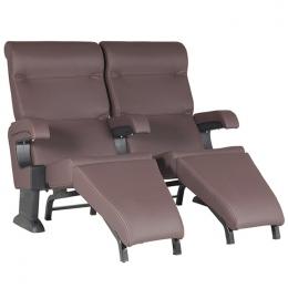 Кресло для кинотеатров Prince Footrest 1