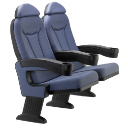 Кресло для кинотеатра Roma Comfort V07 (Bull) 1