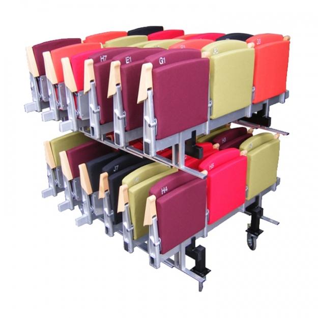 Кресло для залов Micra Matrix1