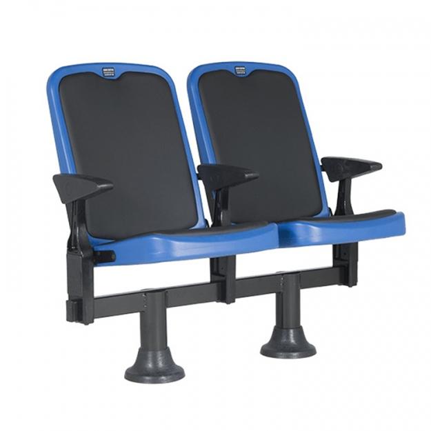 Бюджетное кресло для залов Micra tek 1