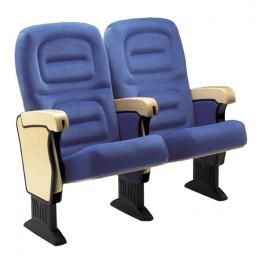Бюджетное кресло для залов Roma de-Luxe 1