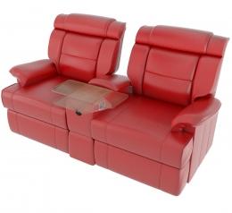 Turino Twin seat_View 2 кресло для VIP кинозалов