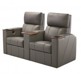 Ferco-Seats-Premium Verona Lite_Single Motor_Center Table_Brown-2131-04 кресло для VIP кинозалов