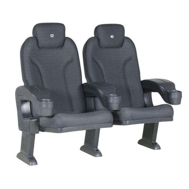 Кресло для залов Roma confort V09 H1
