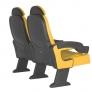 Кресло для залов Roma tip-up armrest3